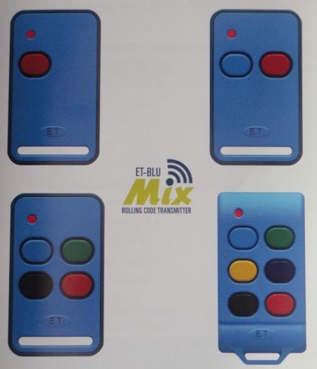 Access control remotes 1