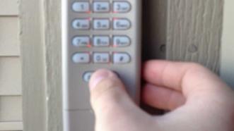 wireless keypads