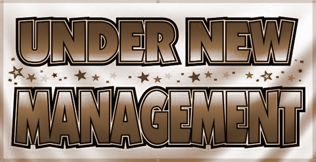 Under new management by Master Keys